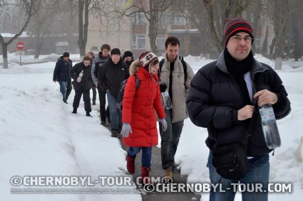 Группа  Чернобыле